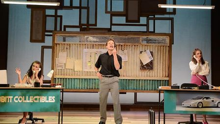 Rain Man is at the Cambridge Arts Theatre until Saturday (October 13) for a range of 2.30pm and 7.45
