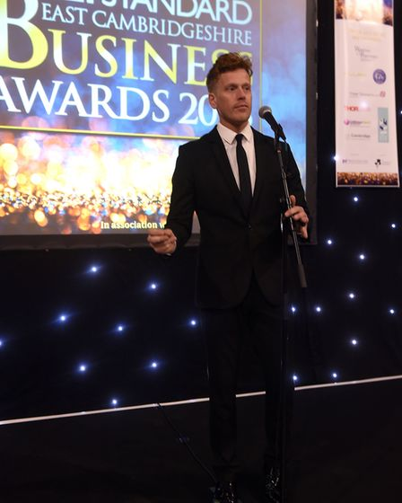 Ely Standard East Cambs Business Awards 2018