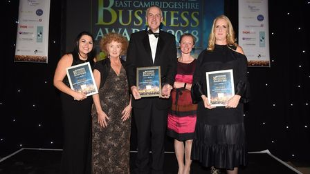 Ely Standard East Cambs Business Awards 2018Retailer of the Year winner and finalists