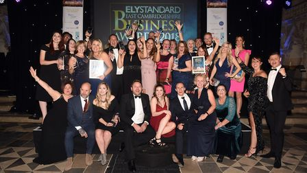 Ely Standard East Cambs Business Awards 2018All winners and finalists