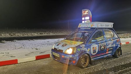 Chatteris duo Dan and Dave are now on their final stretch of their 13,000 mile journey to Japan in a
