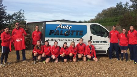 Results: Tough match for Fenland ladies football team