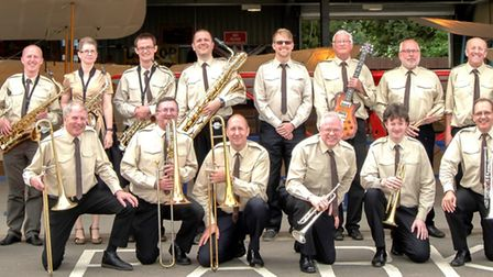 Umbrella Big Band to perform at Hiam Sports & Social Club in Prickwillow