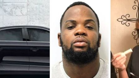 What connects lip balm, an Audi 3 and Sheridan Fayomi? It was DNA from the lip balm he used after st