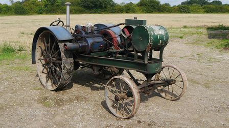 A 1916 Overtime Model R which sold for £35,700. Picture: CHEFFINS