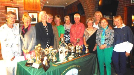 Hole lot of success for Sutton Bridge lady golfers. Picture: Submitted