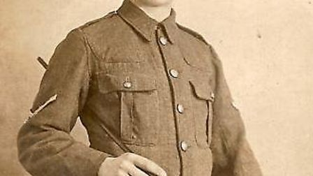 Meet Tommy Atkins is at Haverhill Arts Centre