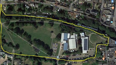 A dispersal order has been issued by police in West End Park after groups of youngsters were causing