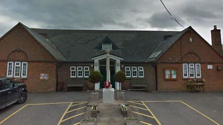 Felsted Memorial Hall. Picture: GOOGLE