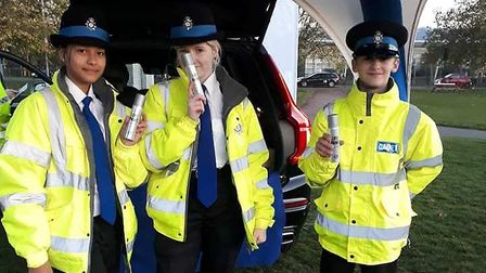 A day of action by Cambridgeshire Police saw more than 800 motoring enforcements handed out. Through