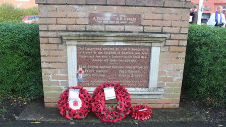 On a roll of honour painstakingly put together by volunteers, the histories of those who died in bot