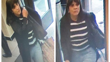 Police would like to speak to this woman in connection with the incident that saw a 91-year-old woma