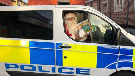March Police Station needs your help, do you have any unwanted toys you could donate? Picture: JOHN