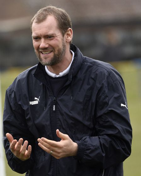 March Manager Brett Whaley