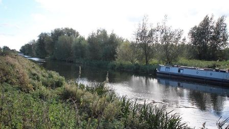 FOR SALE: The Old Mill at West Row Fen is accessed via an unadopted road and grass track. Cheffins,