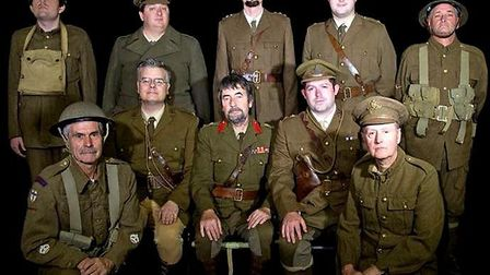 Ely Amateur Dramatic Society to perform Journey's End at The Maltings. Picture: D STUART PHOTOGRAPHY