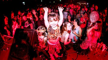 The Maltings set to host Ely's third family rave. Picture: TWH Photography.