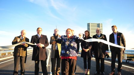 The Ely bypass which started in January 2017 is now open to traffic. The one stretch of road aims to