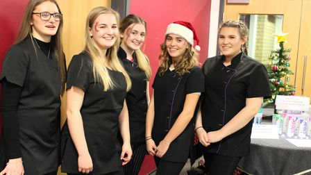Ely College Christmas market on November 29 was a fantastic festive success, raising £1400 for their
