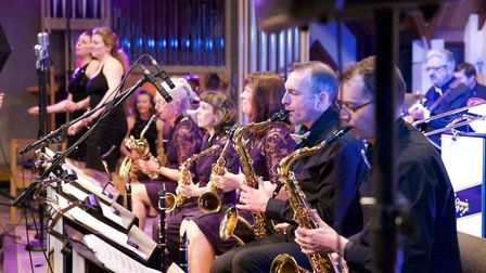 A night of swing, jive, jazz and music from the 1940s will be showcased at the Hiam Sports and Socia