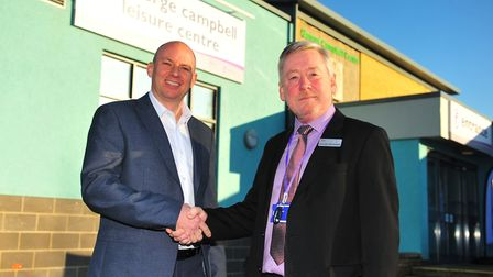 A 15-year partnership which will see £1 million ploughed into leisure centres to revamp facilities a