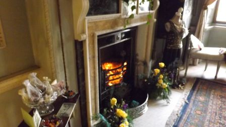 Christmas at Peckover House in Wisbech. Picture: NATIONAL TRUST
