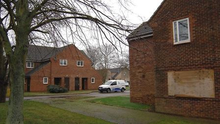 88 homes in Ely owned by the Ministry of Defence and once used by USAF service familes could be boug