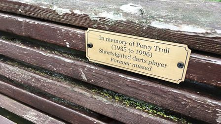 An Ely Standard reader is querying why these quirky plaques have been removed. Picture: CHRISTOPHER