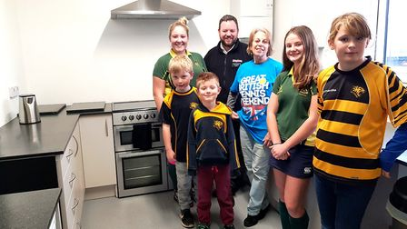Ely Outdoor Sports Association (EOSA) is celebrating its 25th year with a new kitchen mainly provide