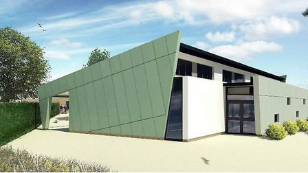 Fordham Primary School plans. It has been rated among the top three primary schools in Cambridgeshir