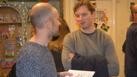 Budding actors and directors are documented in the history of Ely Amateur Dramatic Society to mark i
