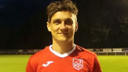 Sam Reed helped Ely City to a welcome Thurlow Nunn League Premier Division win. Picture: ELY CITY FC