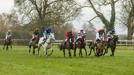 A new point to point season gets underway at Cottenham racecourse on December 2 (pic gdbphotography.