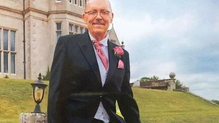 Tributes paid to Phillip Moore of March who died in a collision on the A141, Picture: CAMBRIDGE CITY
