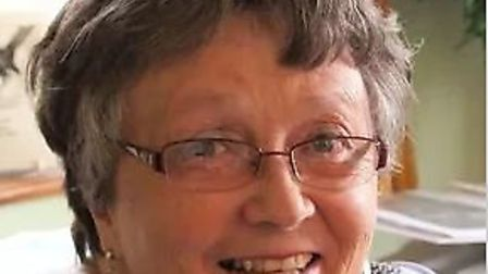 Jill Sallis died in an accident on the A142 at Stuntney