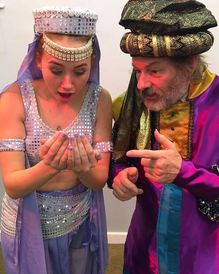 Littleport Players are back with their annual pantomime ALADDIN. Filled with lots of exciting songs