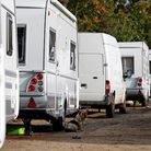 Latest figures showing the number of unauthorised Traveller caravans in the area. Picture: PA IMAGES