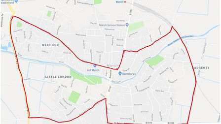 Dangerous cycling and anti-social behaviour is being blamed for a new dispersal order put in place i