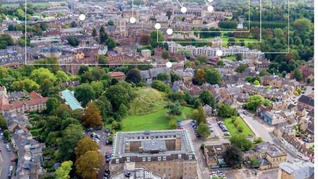 The six acre site at Shire Hall is owned freehold by Cambridgeshire County Council. The decision to