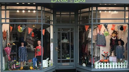 Little Roos closes the book on shoplifting incident after thief hands back stolen gift set and store