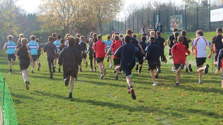 King's Ely was delighted to both host and win the Isle of Ely District Cross Country Championships.