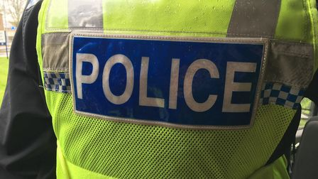Police arrest man after smeling cannabis wafting from his car.