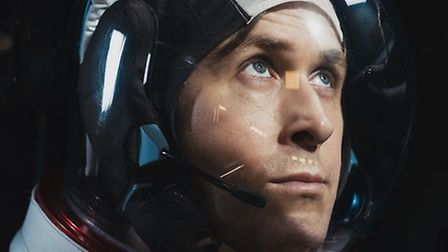 Ryan Gosling in First Man, the film which could win Damien Chazelle an Oscar for Best Director