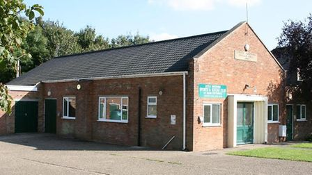 The village hall in Little Thetford will launch the country-wide project supporting the 10,000 halls