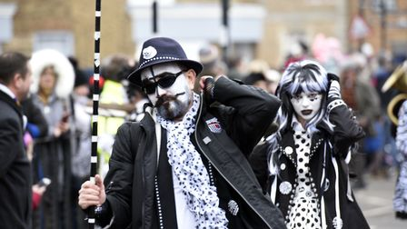 39th Whittlesey Straw Bear Festival in 2018. Photo: Ian Carter