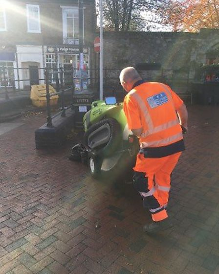 East Cambridgeshire District Council has cleared nearly 80 tonnes of waste during a two-week purge o