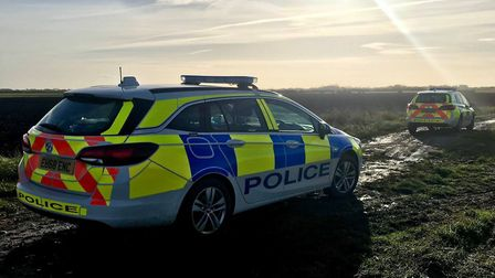 Three men from Berkshire have been banned from the East Cambridgeshire area on suspicion of hare cou