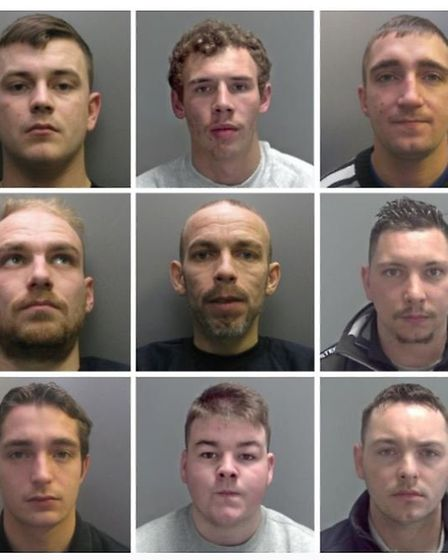Gang members would mask their faces using balaclavas and smash or force open doors or windows in bro