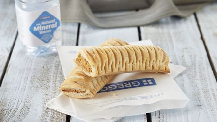 Greggs in March will not be selling the companys new vegan sausage roll. Staff say they are only ava