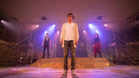 AROUND 1,500 people witnessed talented Kings Ely students perform a stunning version of 1970 rock op